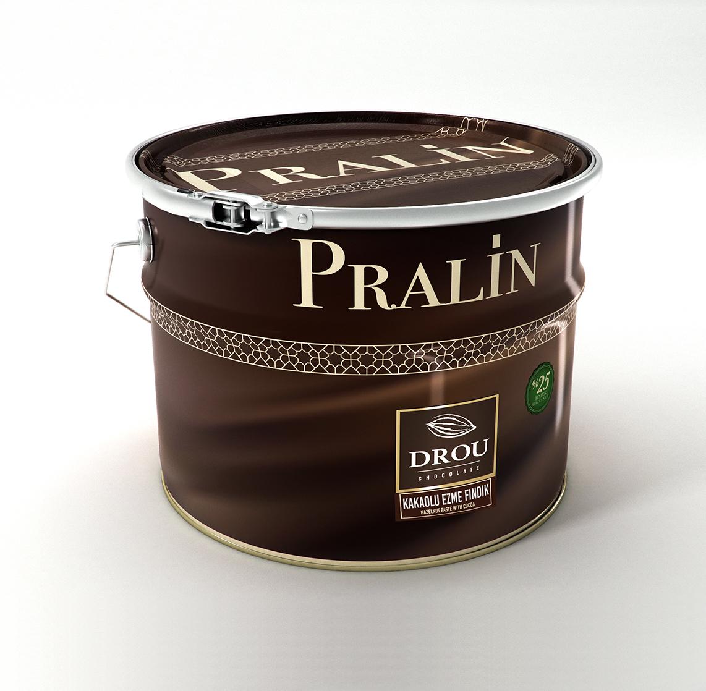 Ekstra Pralin – Akademi Gurme Çikolata