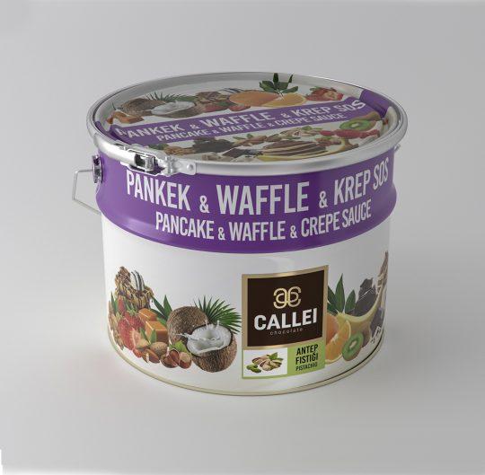 Ekstra Waffle Sos